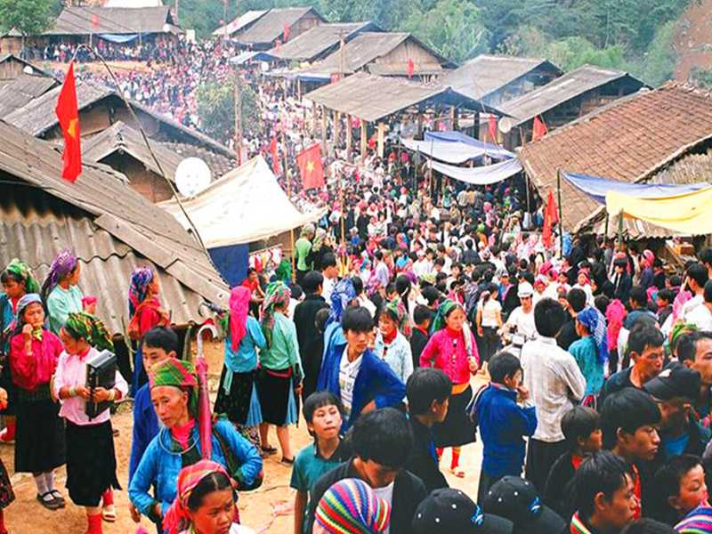 Sapa Tours - 1 Day: Sapa Bac Ha Market On Sunday
